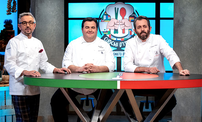 Cuochi d'Italia - Il Campionato del mondo