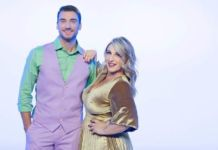 Cake Star 2020 - Katia Follesa e Damiano Carrara
