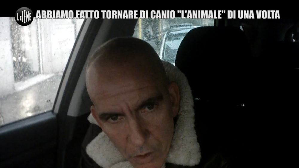 Le Iene scherzo a Paolo Di Canio anti-social vittima di un'influencer ...