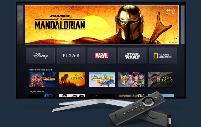 Amazon Fire Stick e Disney+