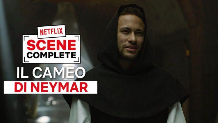 neymar la casa di carta