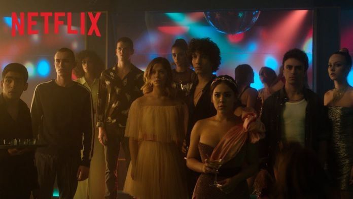 elite 3 su Netflix
