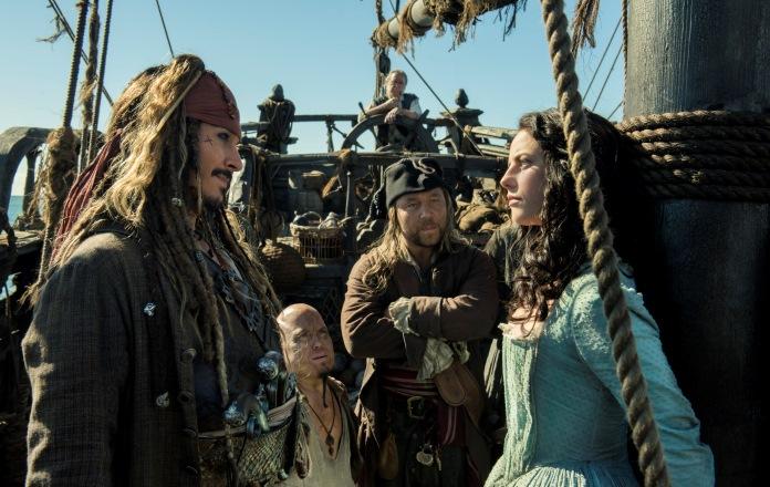 Pirati dei caraibi 5 vendetta di salazar