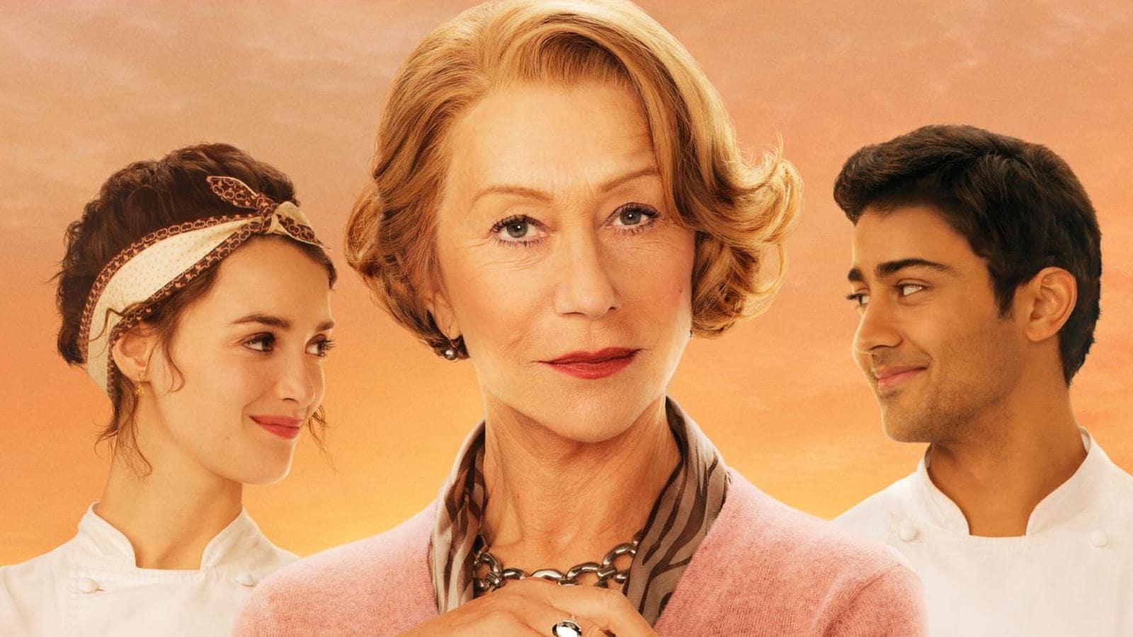 Amore, cucina e curry il film con Helen Mirren giovedì 24 settemebre su Rai 2