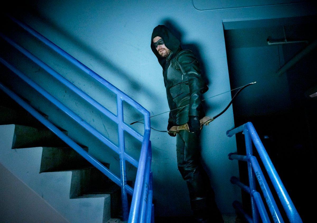 Arrow, l'ottava e ultima stagione dal 3 aprile su Premium Ac