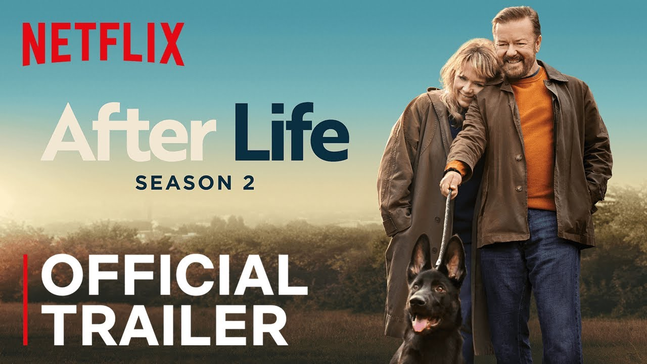 After Life, Ricky Gervais torna su Netflix con la seconda st