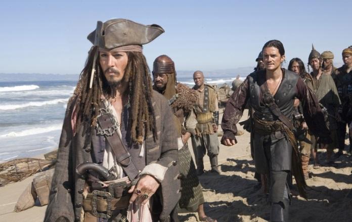 Ai confini del mondo Pirati dei caraibi