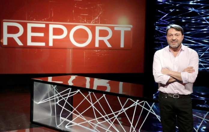 Report una puntata speciale domenica 28 febbraio al posto di Che Tempo Che Fa