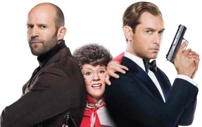 Spy film su rai 4