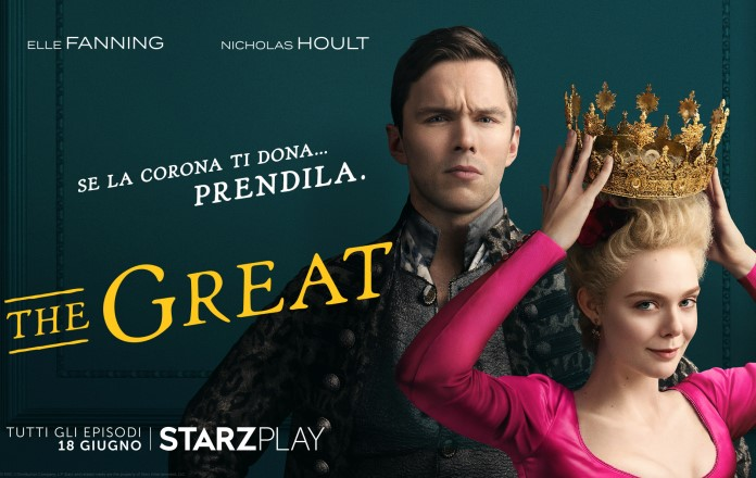 recensione the Great Starzplay