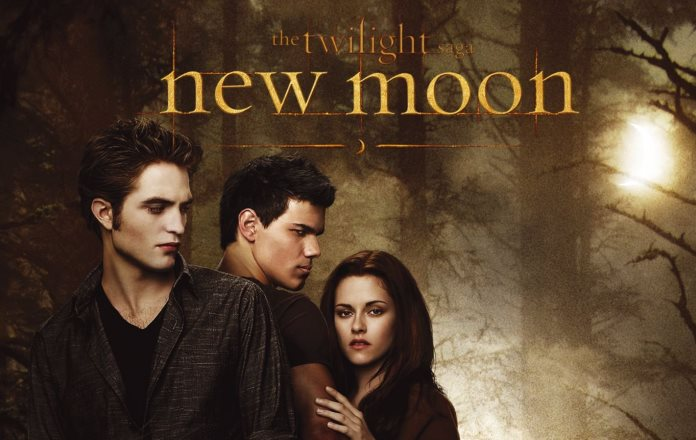 New Moon The Twilight Saga