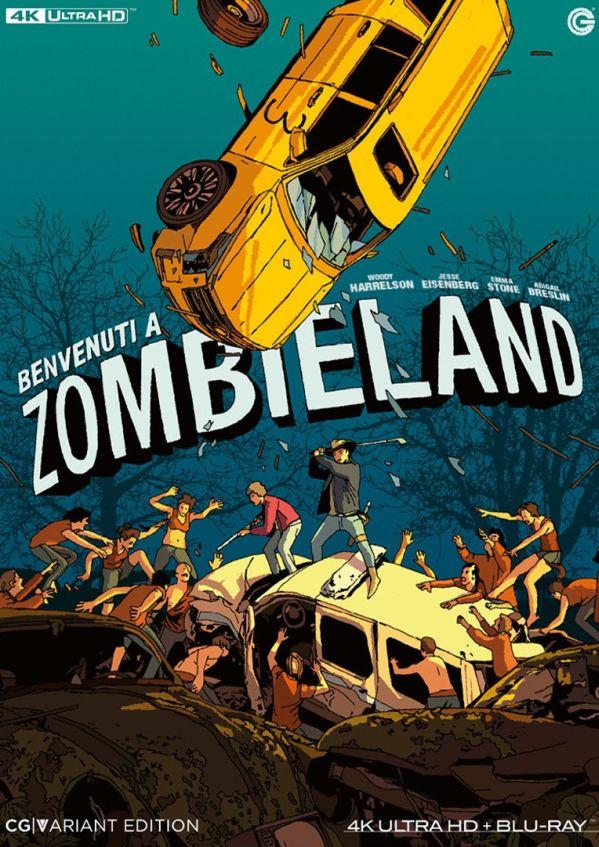 Zombieland disponibile in home video in tiratura limitata sp
