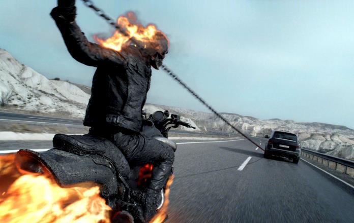 Ghost rider – Spirito di Vendetta, trama e trailer del film in onda il 1 dicembre su 20