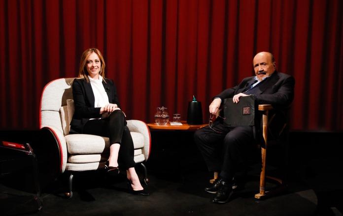 intervista Giorgia Meloni