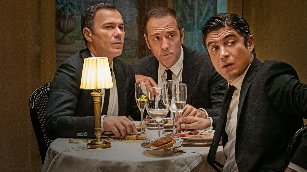 Gli Infedeli dal 15 luglio su Netflix, il nuovo film con Ric