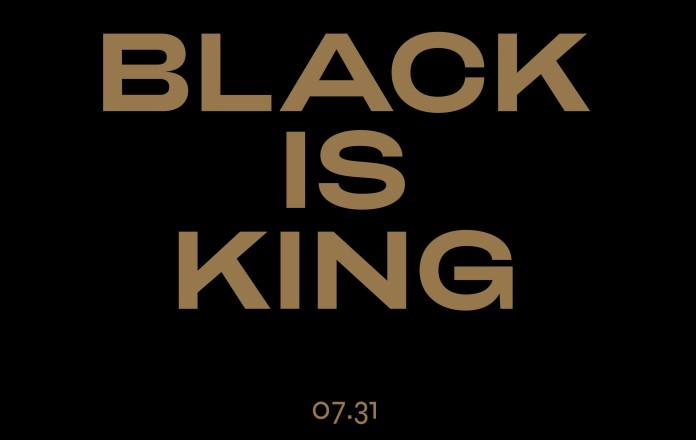 black is king disney