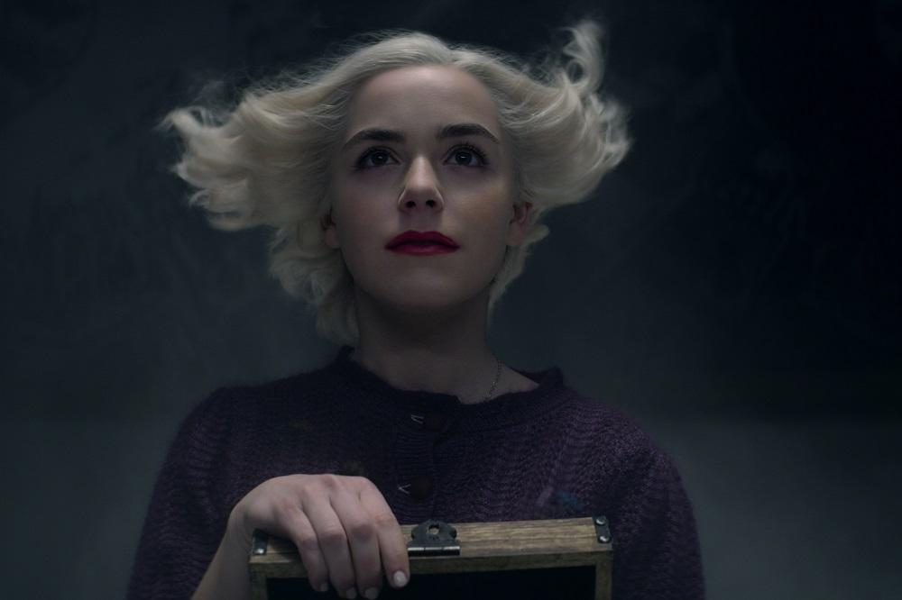 Netflix Italia il catalogo Serie Tv |  Le terrificanti avventure di Sabrina dal 31 dicembre