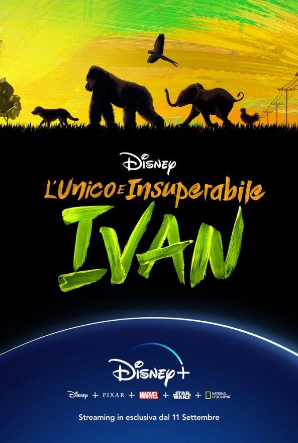 l'unico insuperabile ivan
