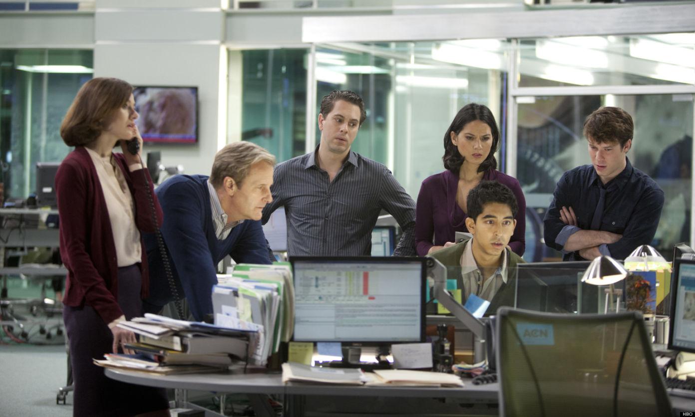 #TBT Throwback Thursday in Serie: Alla riscoperta di… The Newsroom su Sky Box Sets e NOW TV