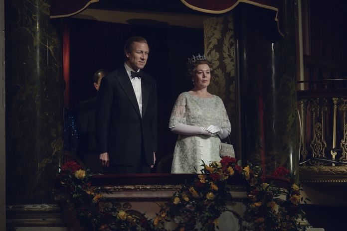 The Crown uscite netflix a novembre