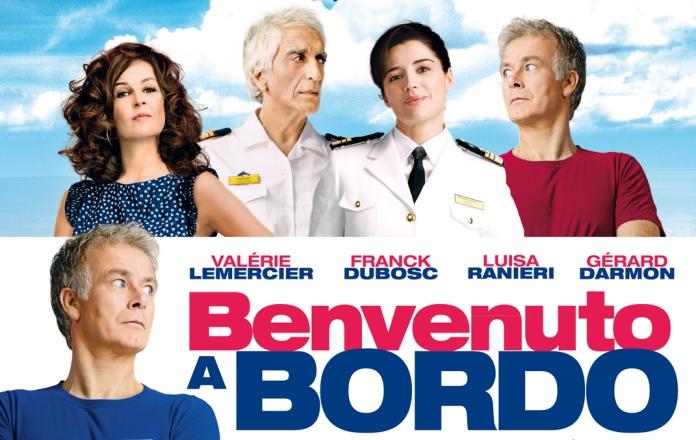 Benvenuto a Bordo, trama e trailer del film in onda venerdì 7 agosto su Iris