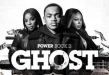 power book II ghost