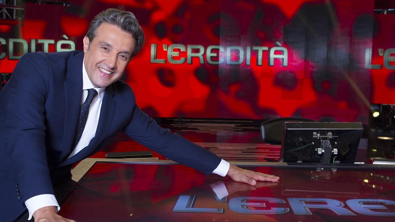 L'Eredità, Flavio Insinna torna con il consolidato quiz giunto all'edizione 19
