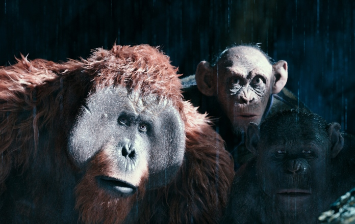The War – Il Pianeta delle Scimmie, trama e trailer del film in onda il 29 settembre su Italia 1