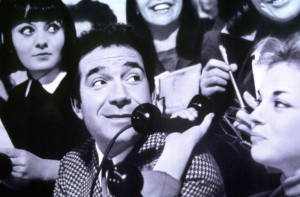 Ugo Tognazzi |  dalle macchiette ai grandi della commedia italiana