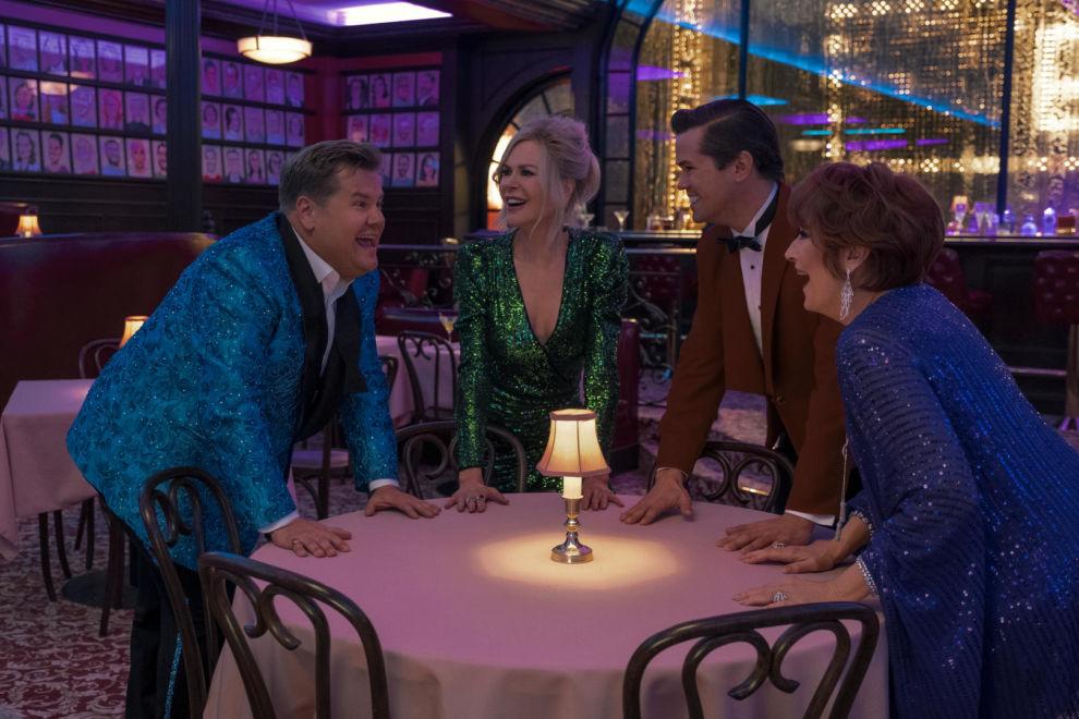 The Prom |  trama e trailer del film di Ryan Murphy dall'11 dicembre su Netflix