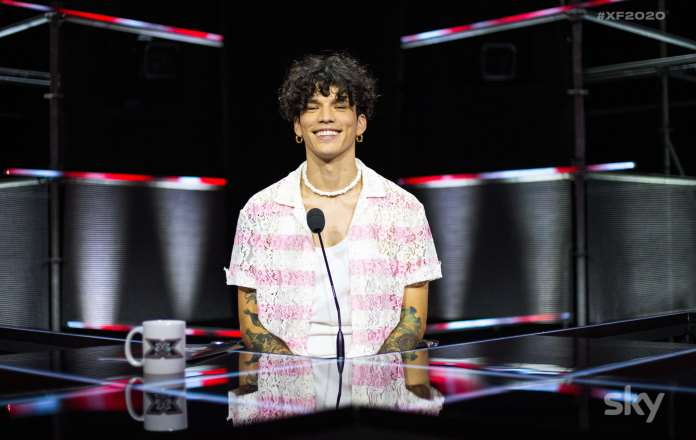 hell raton a x factor 2020