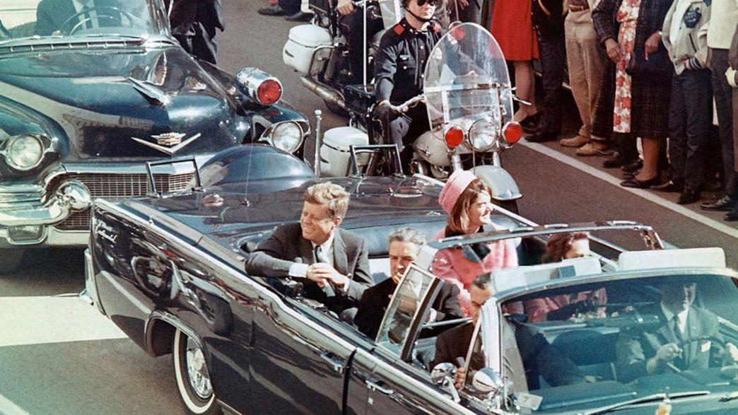 Ulisse |  Alberto Angela racconta la storia di Kennedy mercoledì 21 ottobre su Rai 1