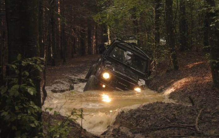 mud war a prova di fango