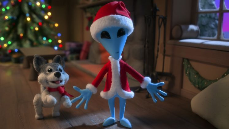 Natale Extraterrestre