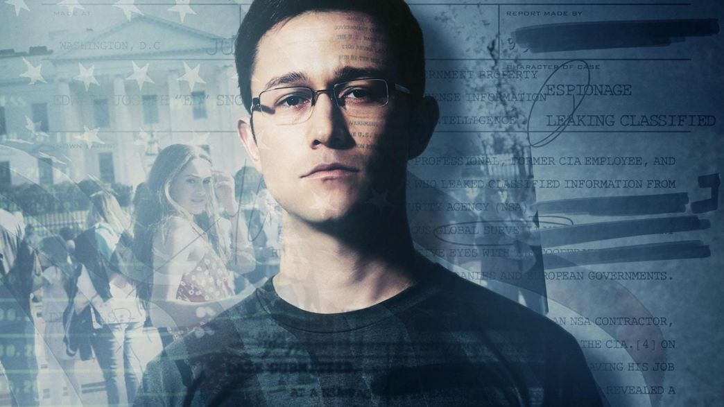 Snowden la trama del film stasera su Rai Movie giovedì 26 novembre