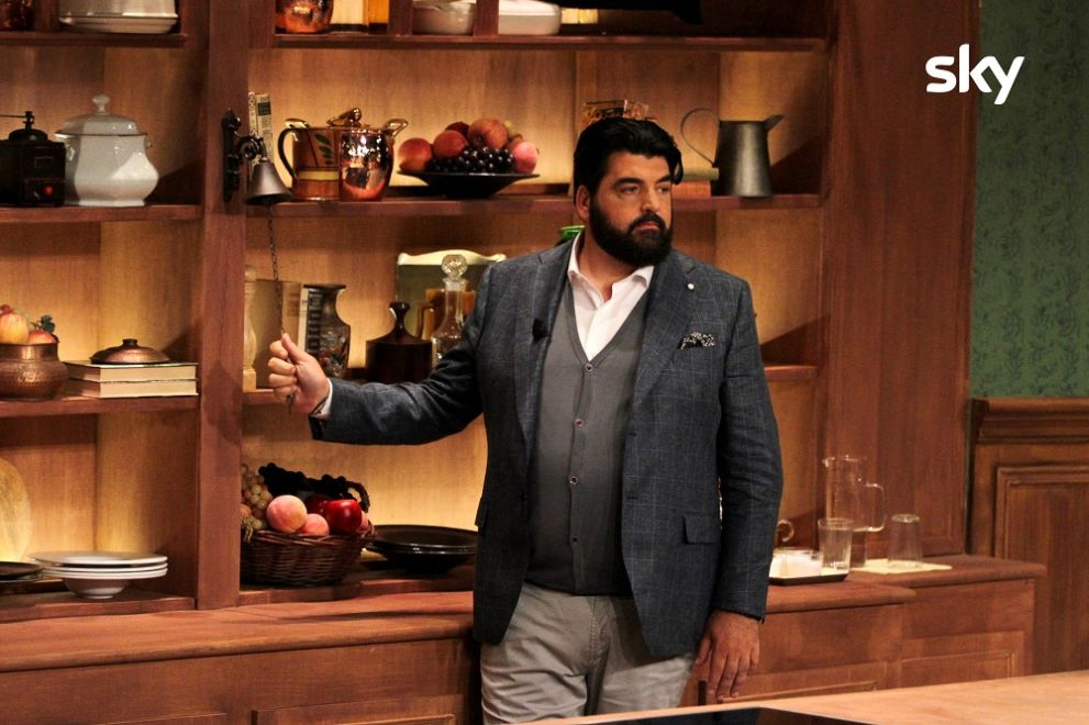 Antonino Chef Academy anticipazioni e prove della quarta puntata del 24 novembre
