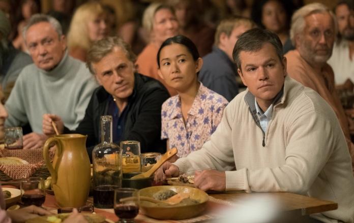 Downsizing – Vivere alla grande |  trama e trailer del film in prima tv in onda stasera su 20