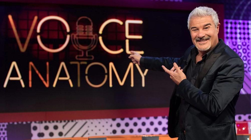 Voice Anatomy ritorna su Rai 2 da lunedì 25 gennaio in seconda serata con Rocco Siffredi e Claudia Gerini