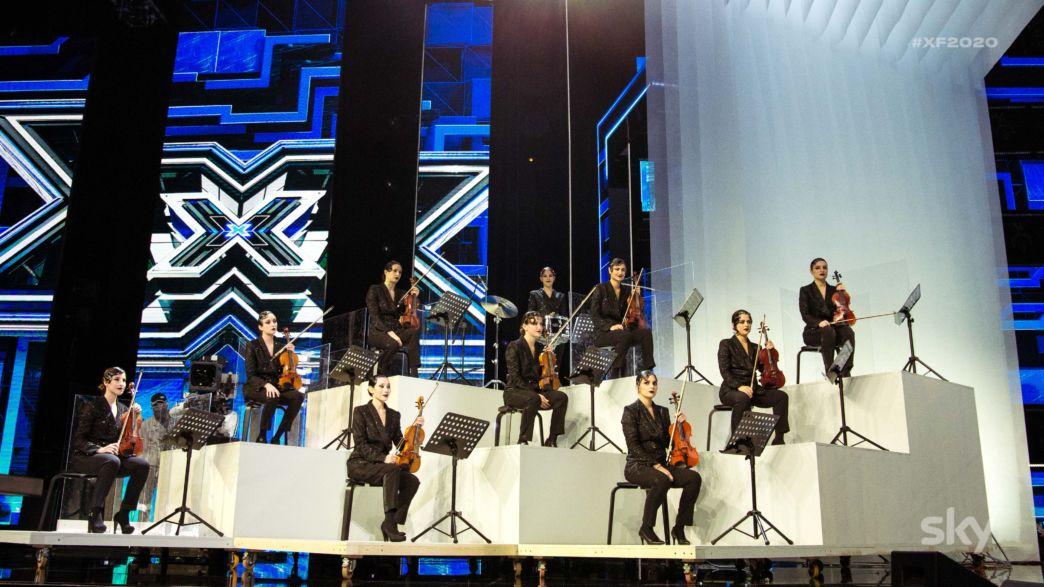 X Factor 2020 quinto live giovedì 26 novembre, eliminati I Melancholia e cmqMartina
