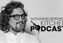 Alessandro Borghese Kitchen Podcast