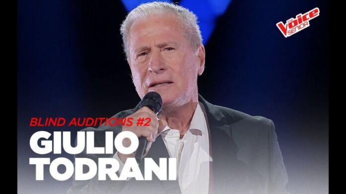giulio todrani the voice