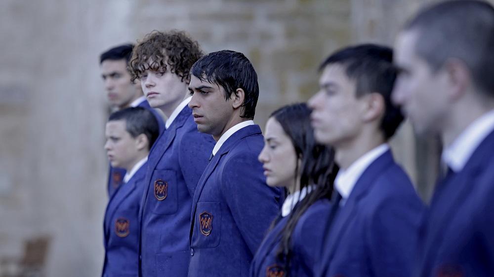 El Internado: Las Cumbres una nuova serie tv spagnola su Amazon a febbraio