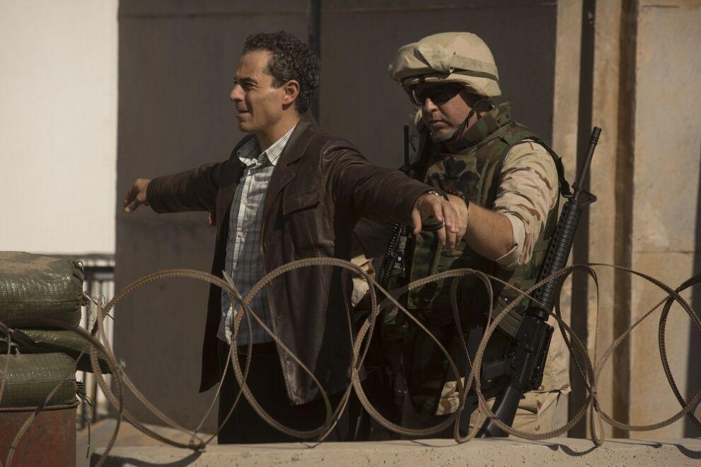 Recensione Baghdad Central la serie tv nell'Iraq dopo la caduta di Saddam da stasera su Sky e Now Tv