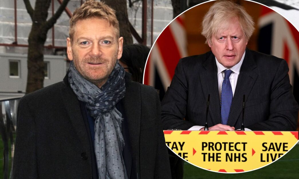 Sky investe sul futuro: i nuovi progetti dal Regno Unito con Kenneth Branagh nei panni di Boris Johnson