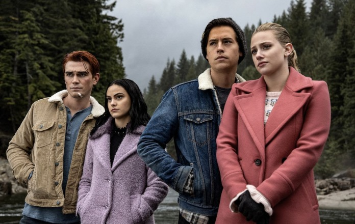Riverdale uscite infinity