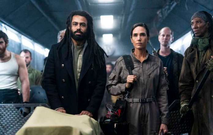 Netflix Italia il catalogo Serie Tv: aggiunta Snowpiercer 2 (primo episodio)
