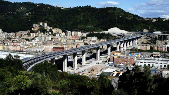 Genova Il ponte della rinascita