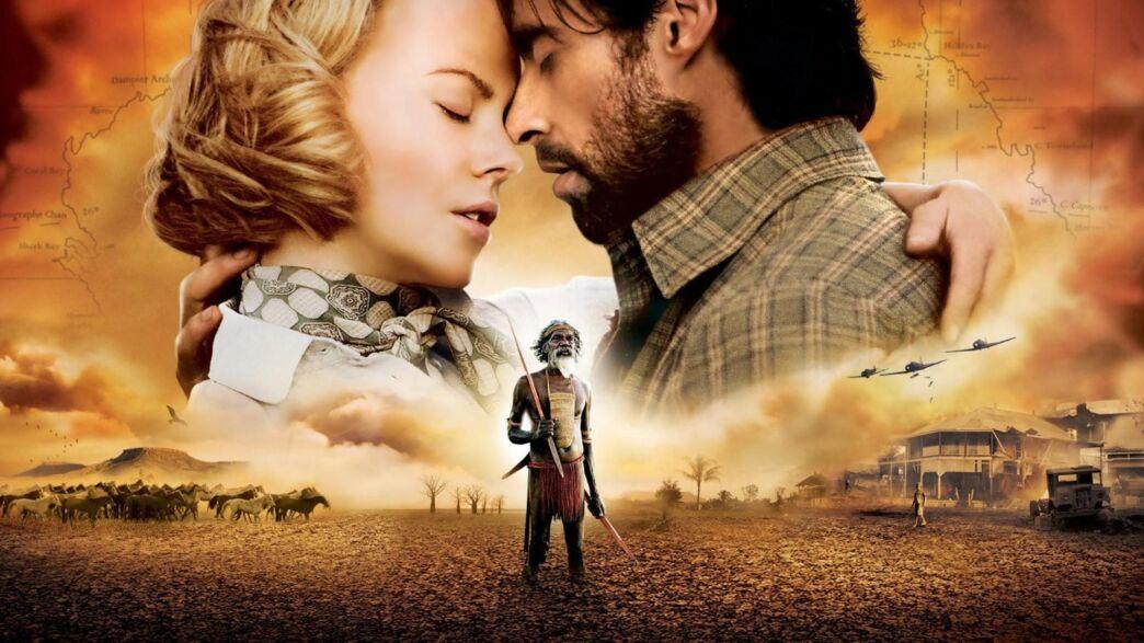 Australia la trama del film su Rai Movie stasera domenica 28 febbraio