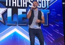 italia's got talent claudio