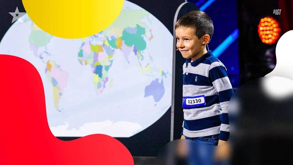 Italia's Got Talent 2021, Casey Pollini conosce le bandiere di tutte le Nazioni